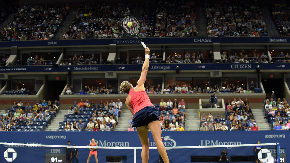 Halep pulls into the fourth round with ease - Official ...
