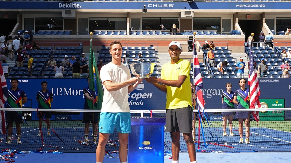 Ram and Salisbury vs. Murray and Soares: F