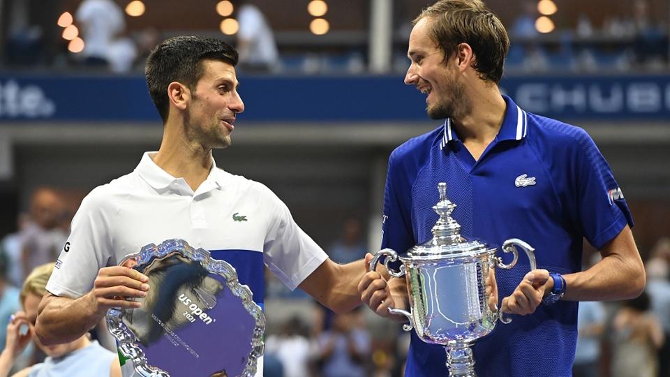 Djokovic vs. Medvedev: F