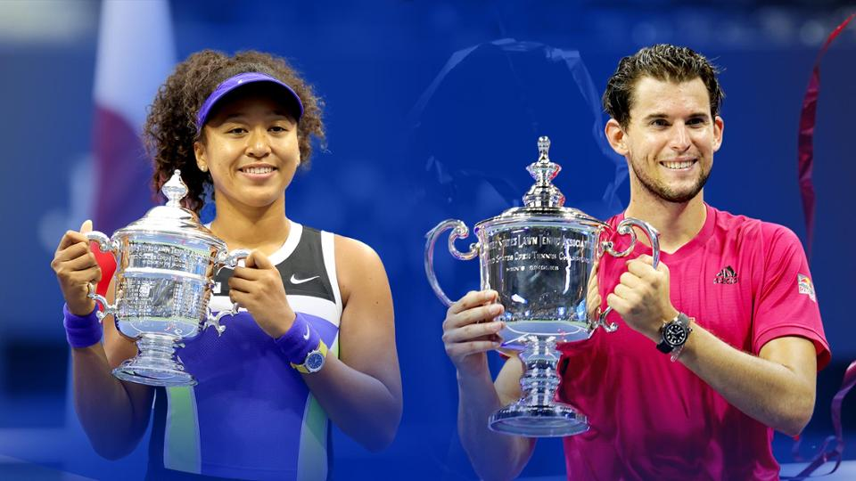 What happened at the US OPEN ?? Osaka is out of French Nadal Looses on Clay Medvedev Sexting Rumor Federesque Book Winner