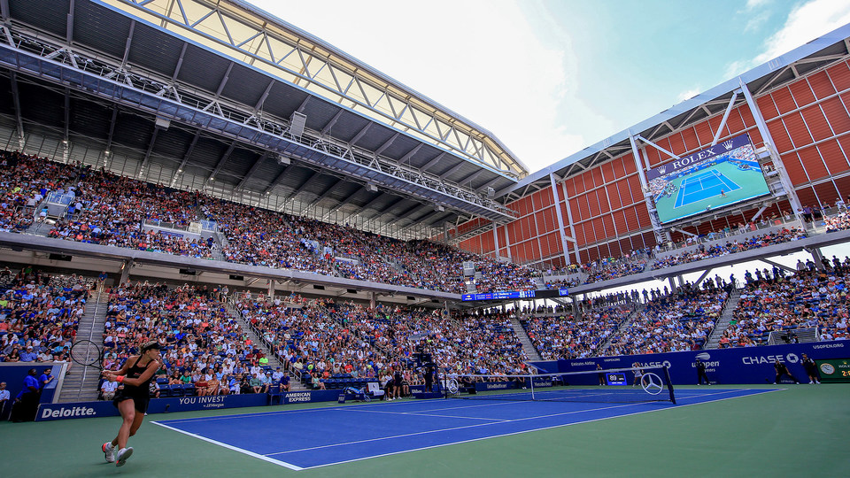 Us Open Seat Map US Open Stadium Seat Maps   Official Site of the 2020 US Open