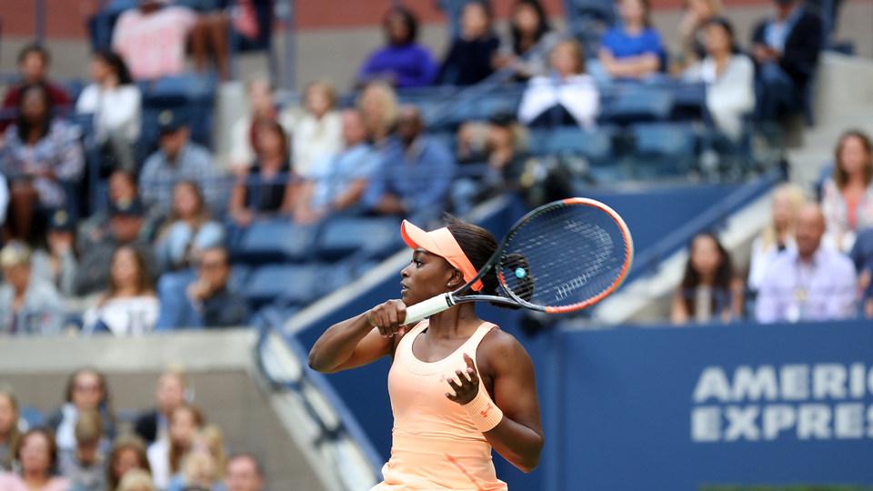 Stephens defeats Keys, wins US Open women's title ...