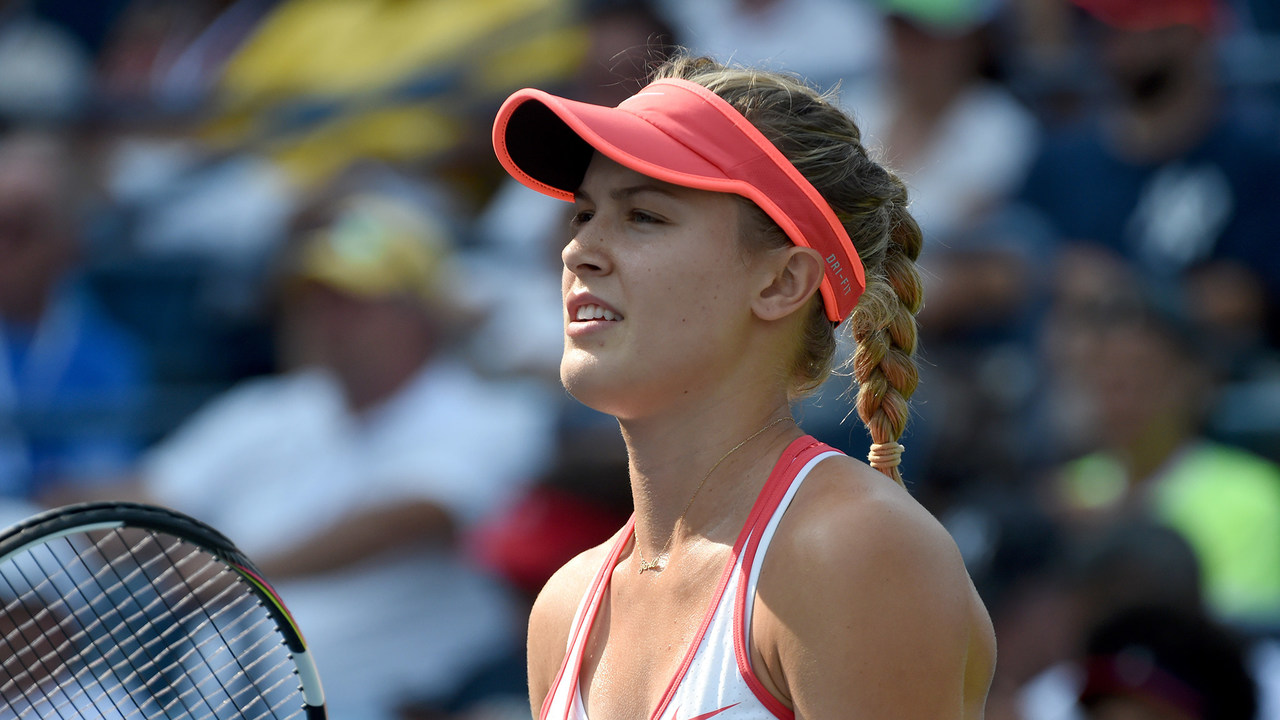 Bouchard out of doubles - Official Site of the 2021 US ...