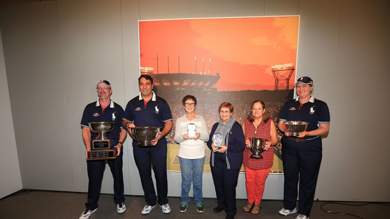 Umpires Recognized By The Us Open Official Site Of The 2020 Us Open Tennis Championships A Usta Event