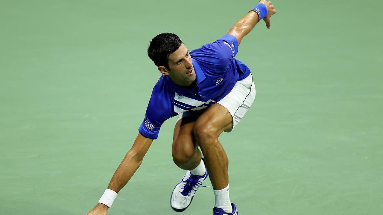 Novak Djokovic On The Pressure To Stay Perfect In 2020 Official Site Of The 2020 Us Open Tennis Championships A Usta Event