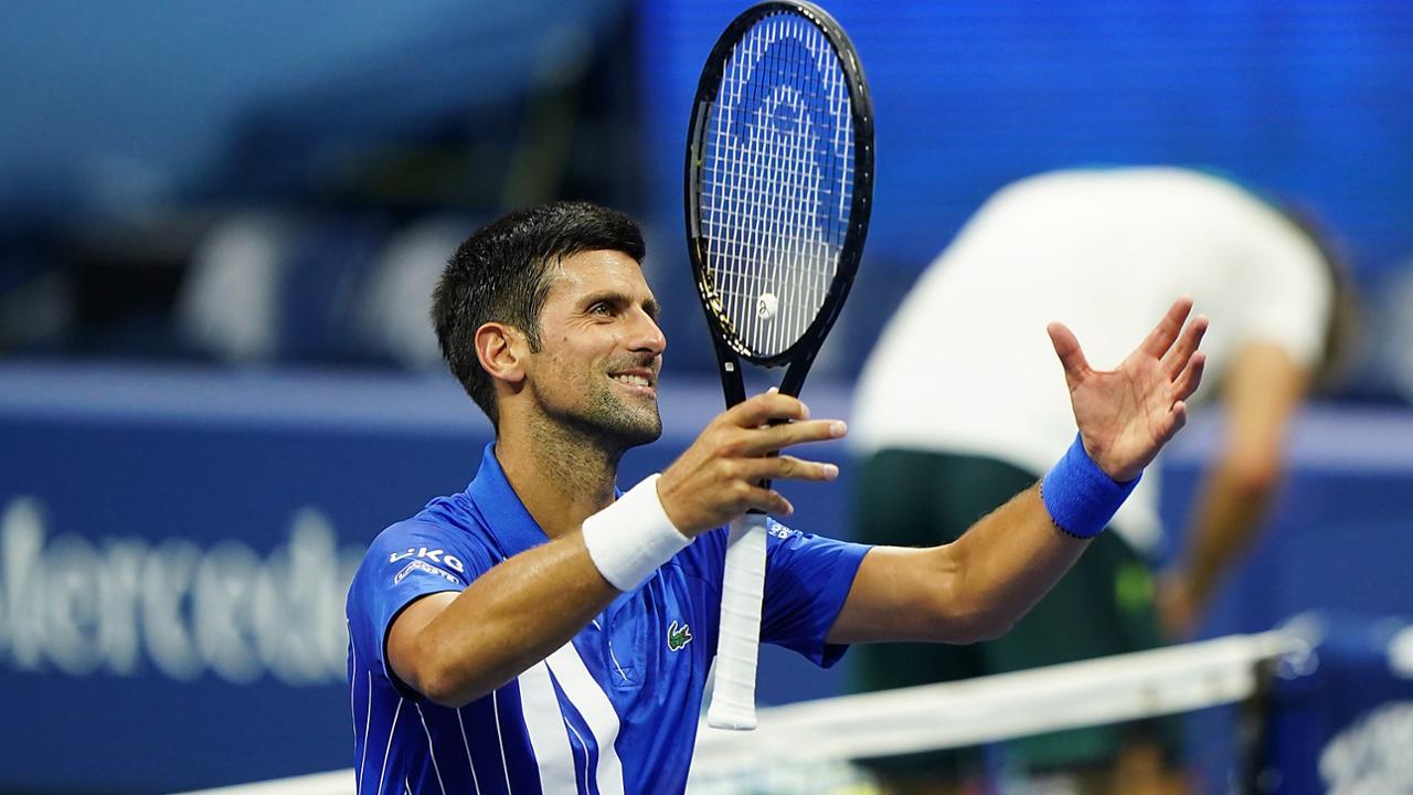 Motivated Novak Djokovic Extends Winning Streak To 26 0 At