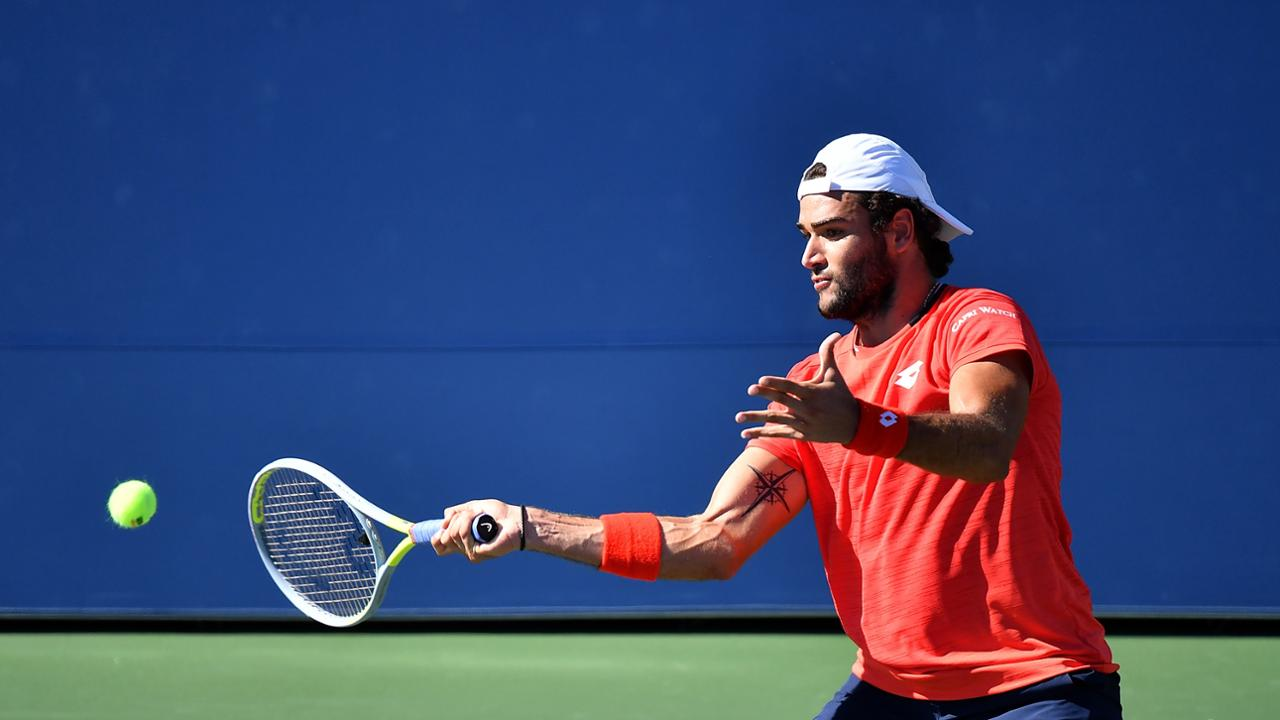 Matteo Berrettini Blows Past Casper Ruud In Round 3 Of The 2020 Us Open Official Site Of The 2020 Us Open Tennis Championships A Usta Event