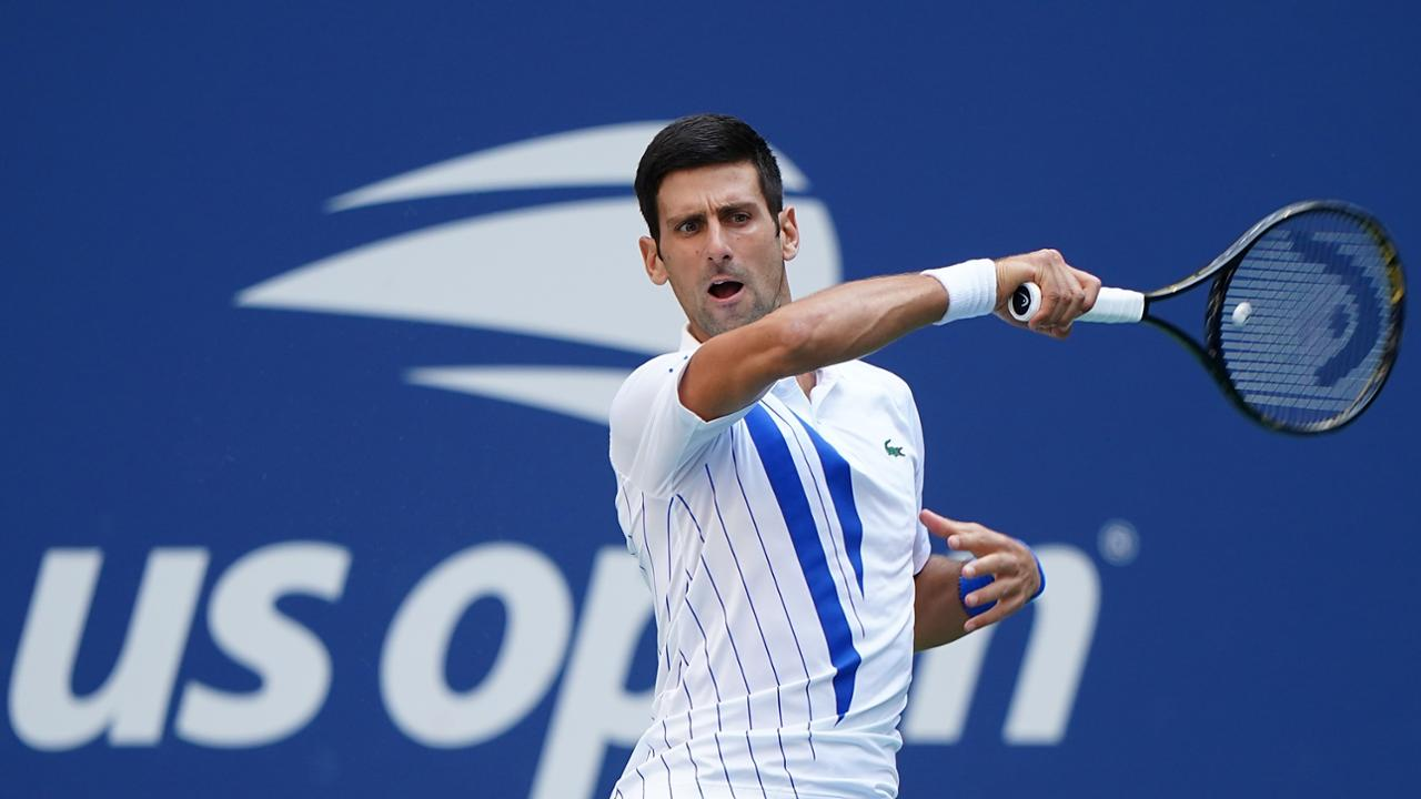 Three Time Champion Novak Djokovic Is Defaulted In Round Of 16 At 2020 Us Open Official Site Of The 2020 Us Open Tennis Championships A Usta Event