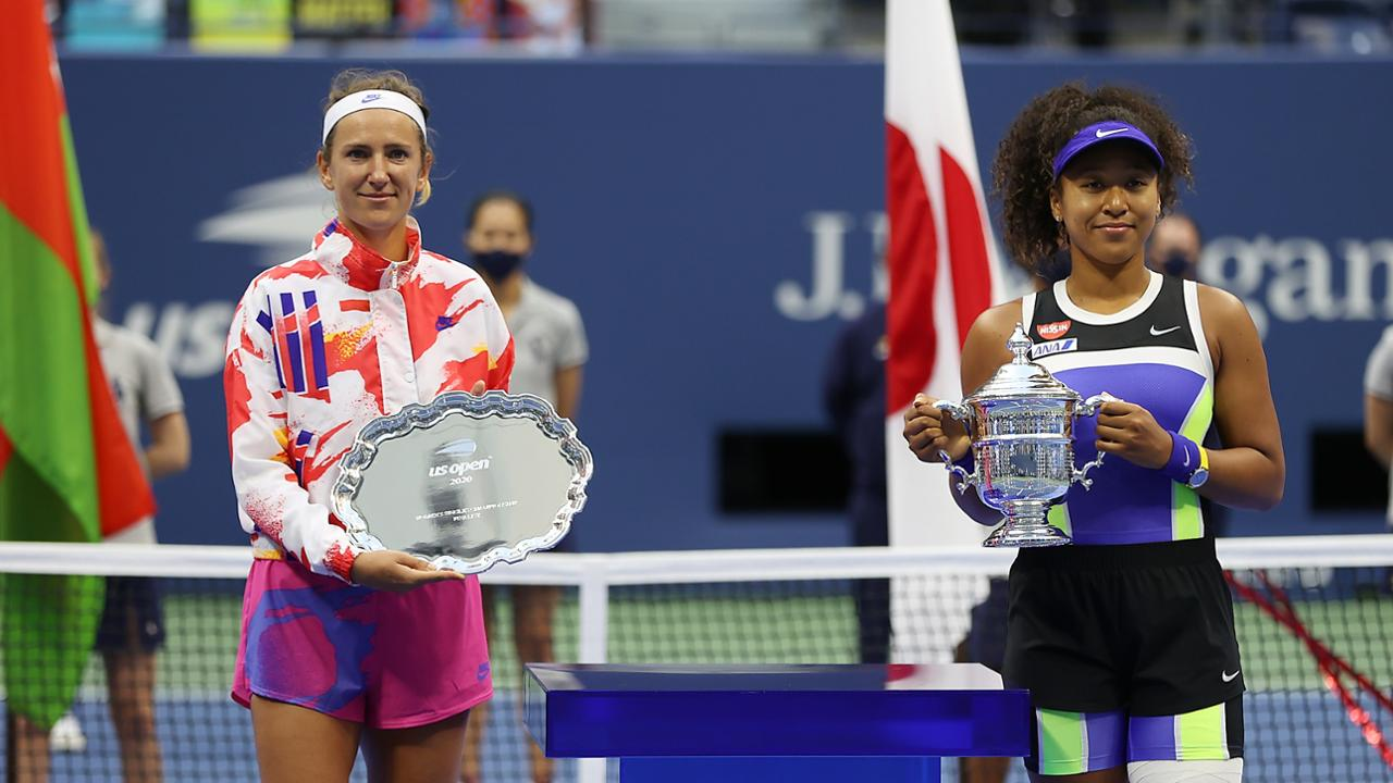 Naomi Osaka Rallies Past Victoria Azarenka To Win 2020 Us Open Women S Singles Title Official Site Of The 2021 Us Open Tennis Championships A Usta Event
