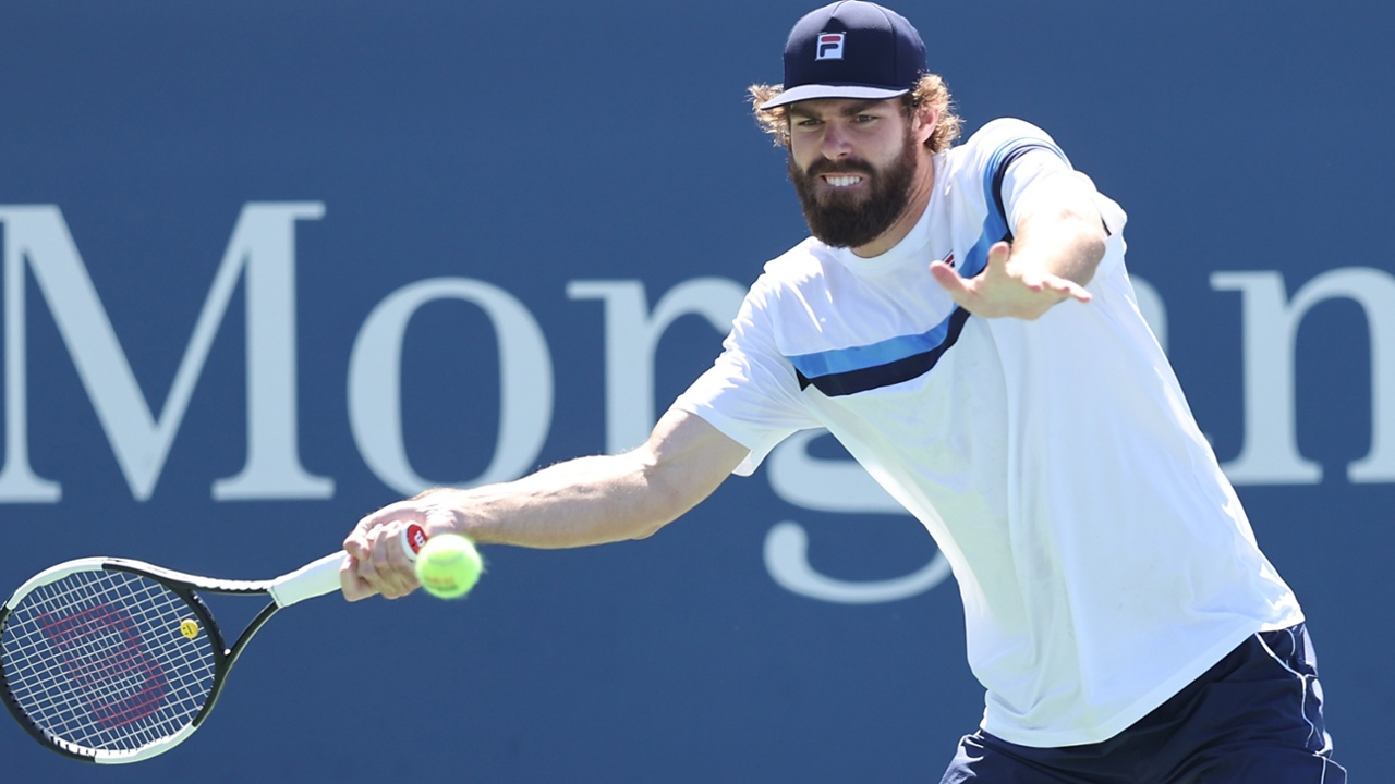 Reilly Opelka blasts into 2021 US Open fourth round - Official Site of the  2021 US Open Tennis Championships - A USTA Event