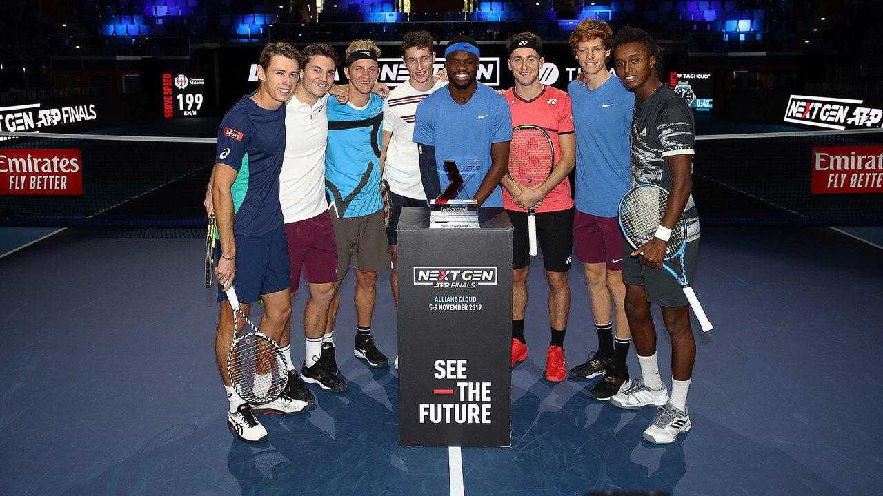 Photos 2019 Next Gen Atp Finals Innovate In Milan Official Site Of The 2020 Us Open Tennis Championships A Usta Event