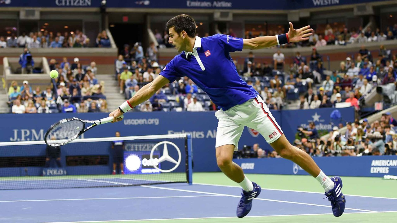 50 For 50 Novak Djokovic 2011 And 2015 Men S Singles Champion Official Site Of The 2020 Us Open Tennis Championships A Usta Event