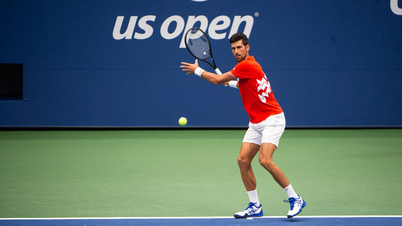 Unbeaten In 2020 Novak Djokovic Returns To Action In New York Official Site Of The 2020 Us Open Tennis Championships A Usta Event