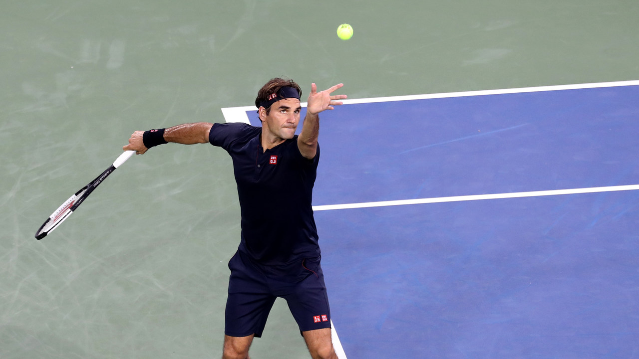 Manovra tenuta ugualmente  Can Roger Federer return to championship form at the 2018 US Open? -  Official Site of the 2020 US Open Tennis Championships - A USTA Event