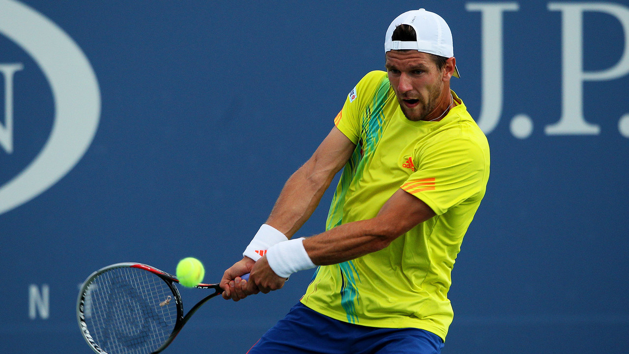 Melzer continues comeback at US Open qualifying - Official ...