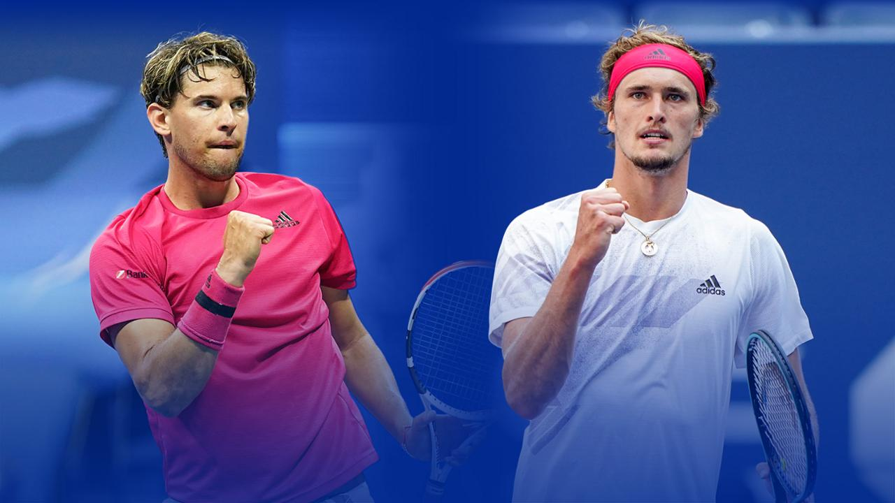 Key Matches Dominic Thiem Vs Alexander Zverev Official Site Of The US Open Tennis Championships A USTA Event