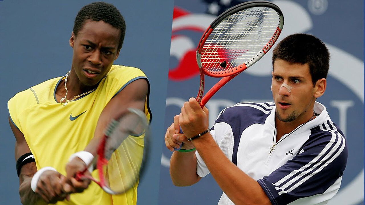 Full Match Video Novak Djokovic Vs Gael Monfils 2005 Us Open Men S Singles First Round Official Site Of The 2020 Us Open Tennis Championships A Usta Event