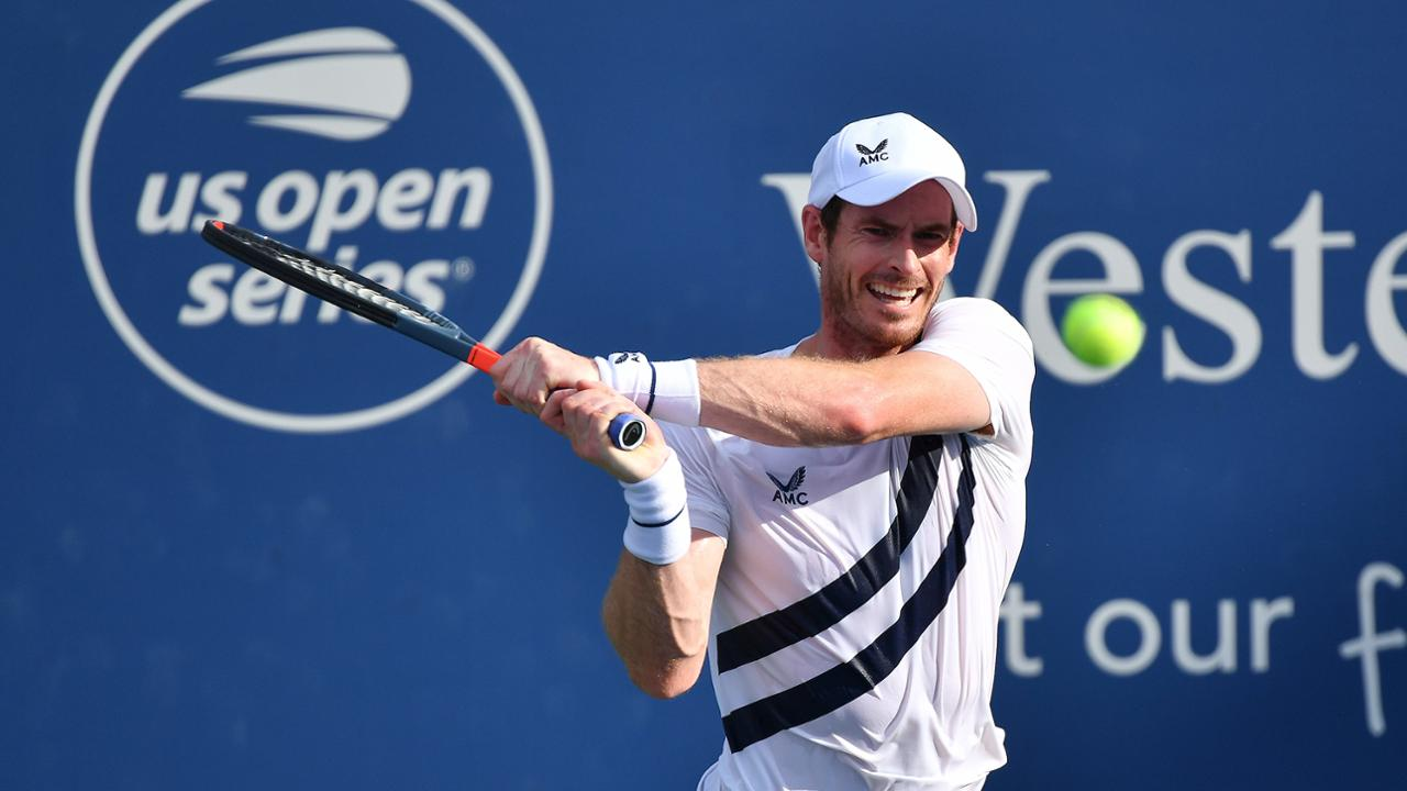 Andy Murray S Injury Comeback Leads To Grand Slam Return At The 2020 Us Open Official Site Of The 2020 Us Open Tennis Championships A Usta Event