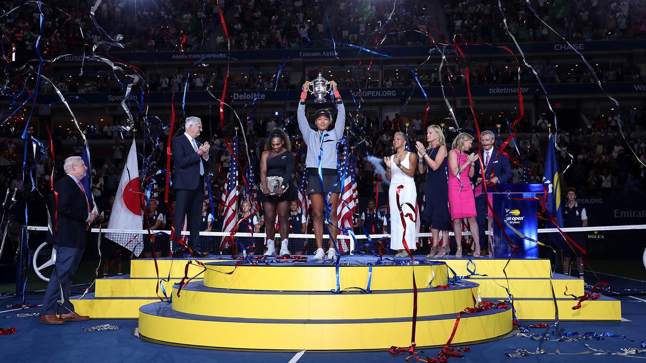 US Open champs Osaka, Djokovic win Australian Open ...