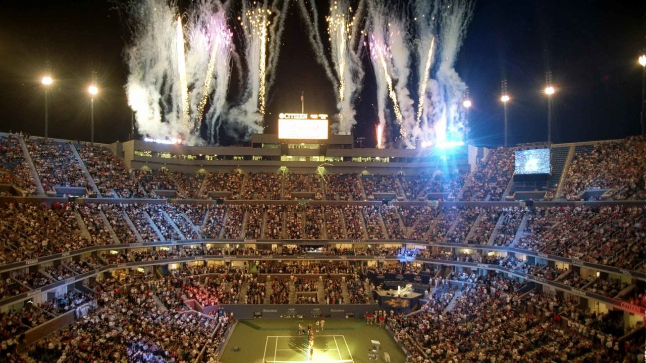 Arthur Ashe Stadium: 20 moments for 20 years - Official ...