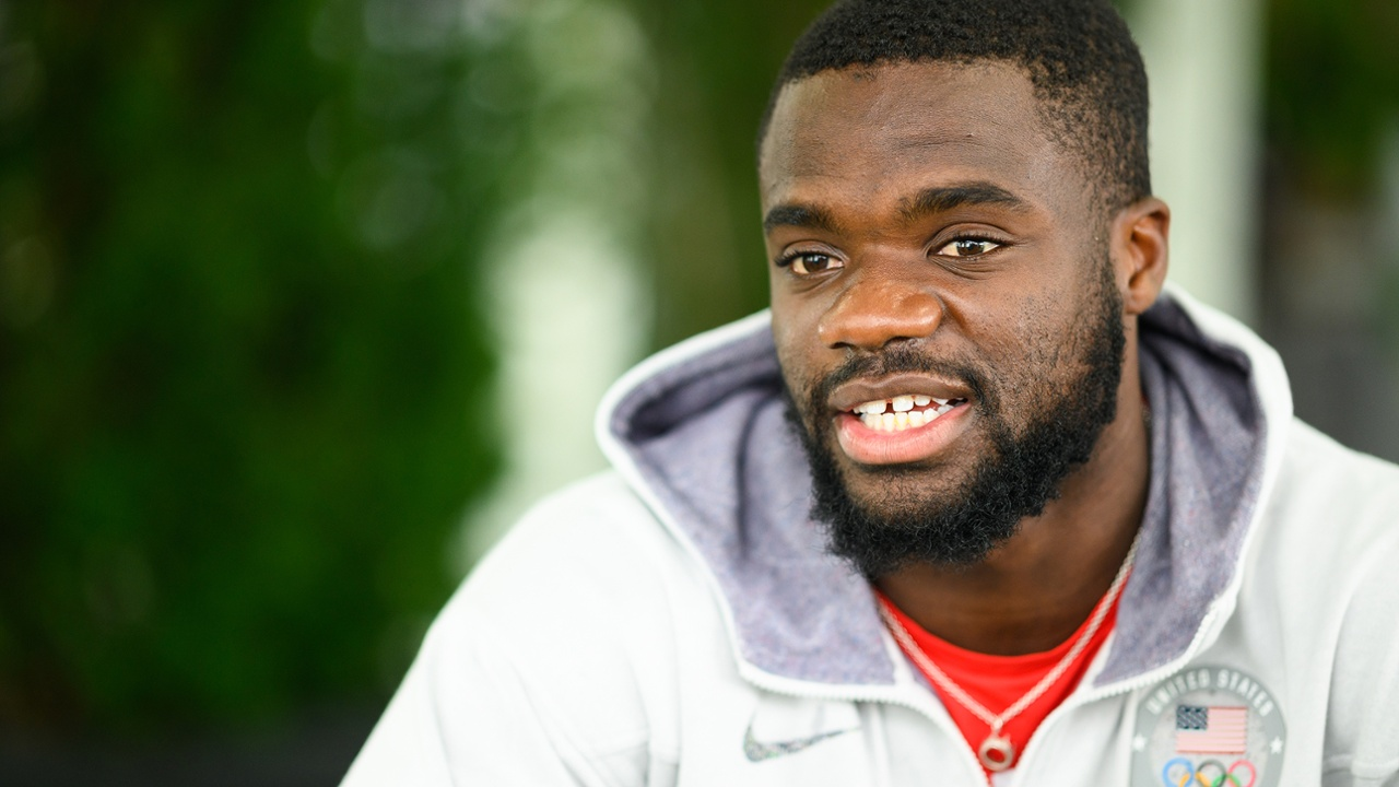 2021 US Open Series Interview: Frances Tiafoe - Official ...