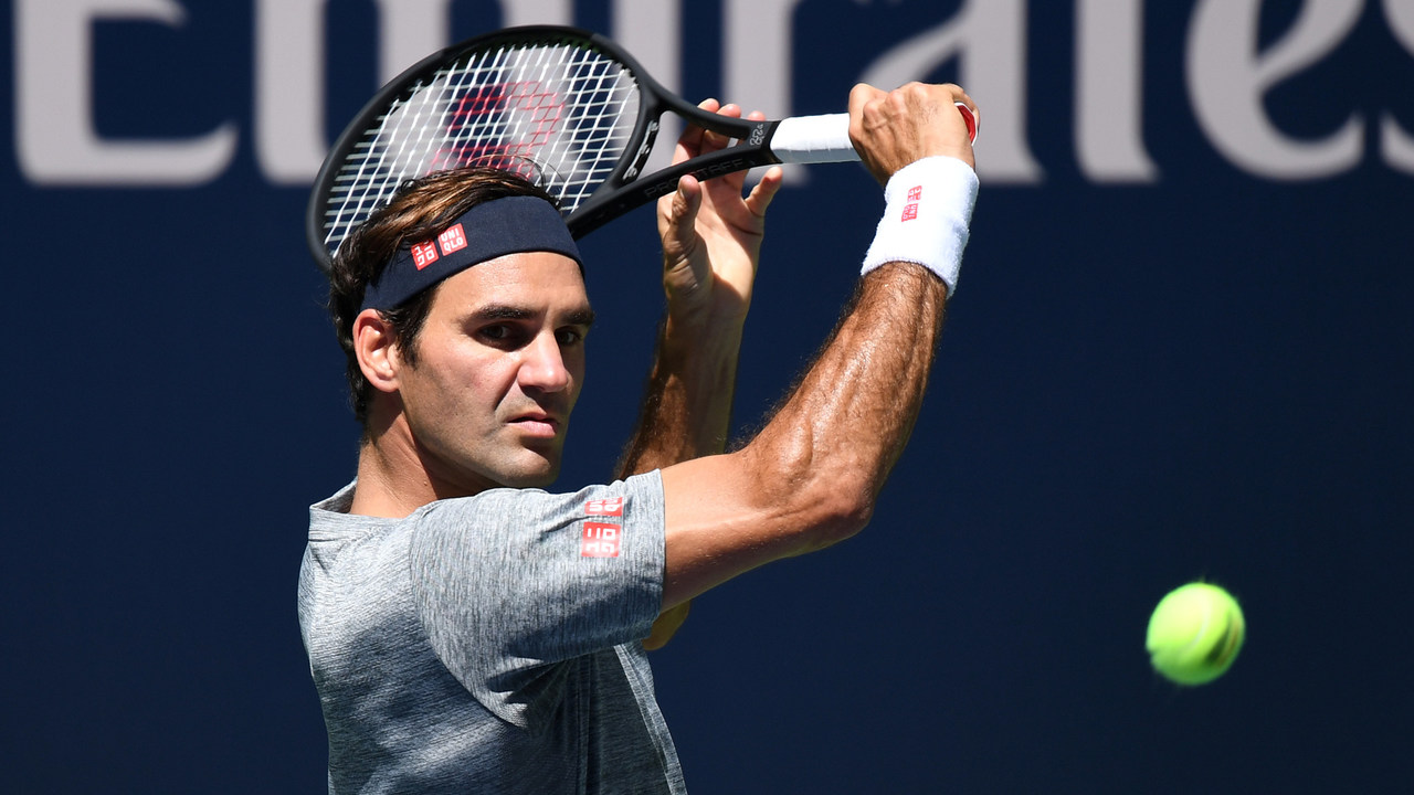 missile applausi Ritorno  50 Roger Federer facts for 50 years of the US Open - Official Site of the  2020 US Open Tennis Championships - A USTA Event
