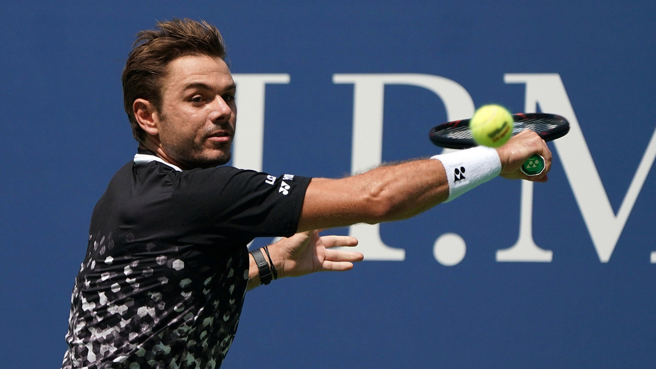 Stan Wawrinka triumphant in US Open return   Official Site of the 2020 US  Open Tennis Championships - A USTA Event