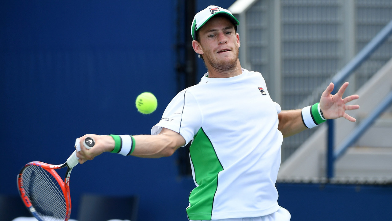 Diego Schwartzman Blasts Past Jaume Munar Official Site Of The 2020 Us Open Tennis Championships A Usta Event