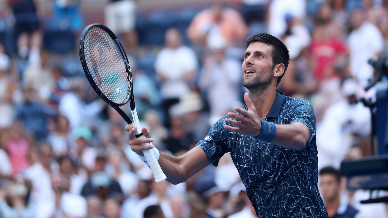 Novak Djokovic Finds Balance But Still Eager For Success Official Site Of The 2020 Us Open Tennis Championships A Usta Event