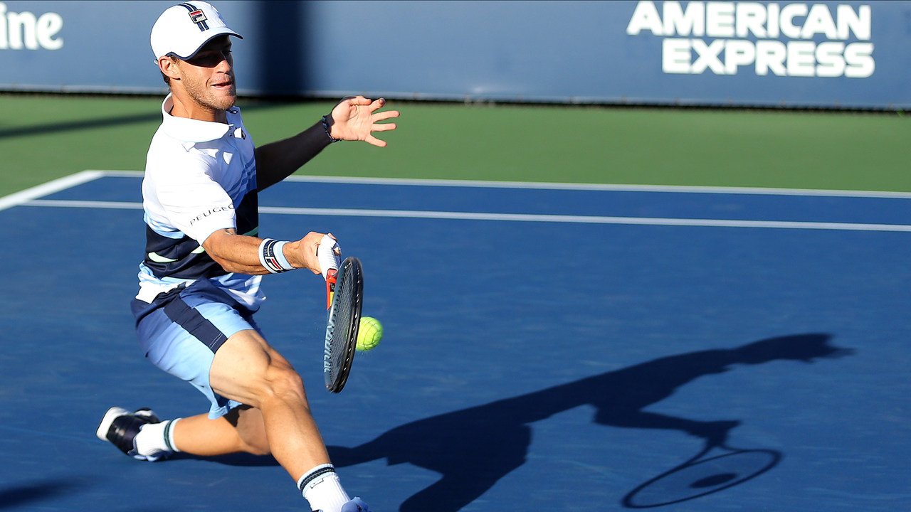 Diego Schwartzman Dominates Egor Gerasimov In Round 2 At 2019 Us Open Official Site Of The 2020 Us Open Tennis Championships A Usta Event