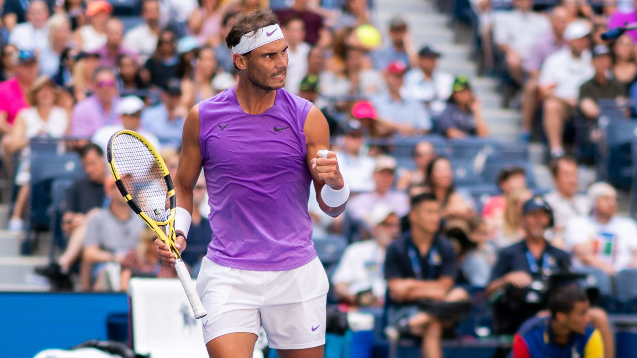 Nadal Beats Chung Moves On To Round Of 16 At The 2019 Us Open Official Site Of The 2020 Us Open Tennis Championships A Usta Event