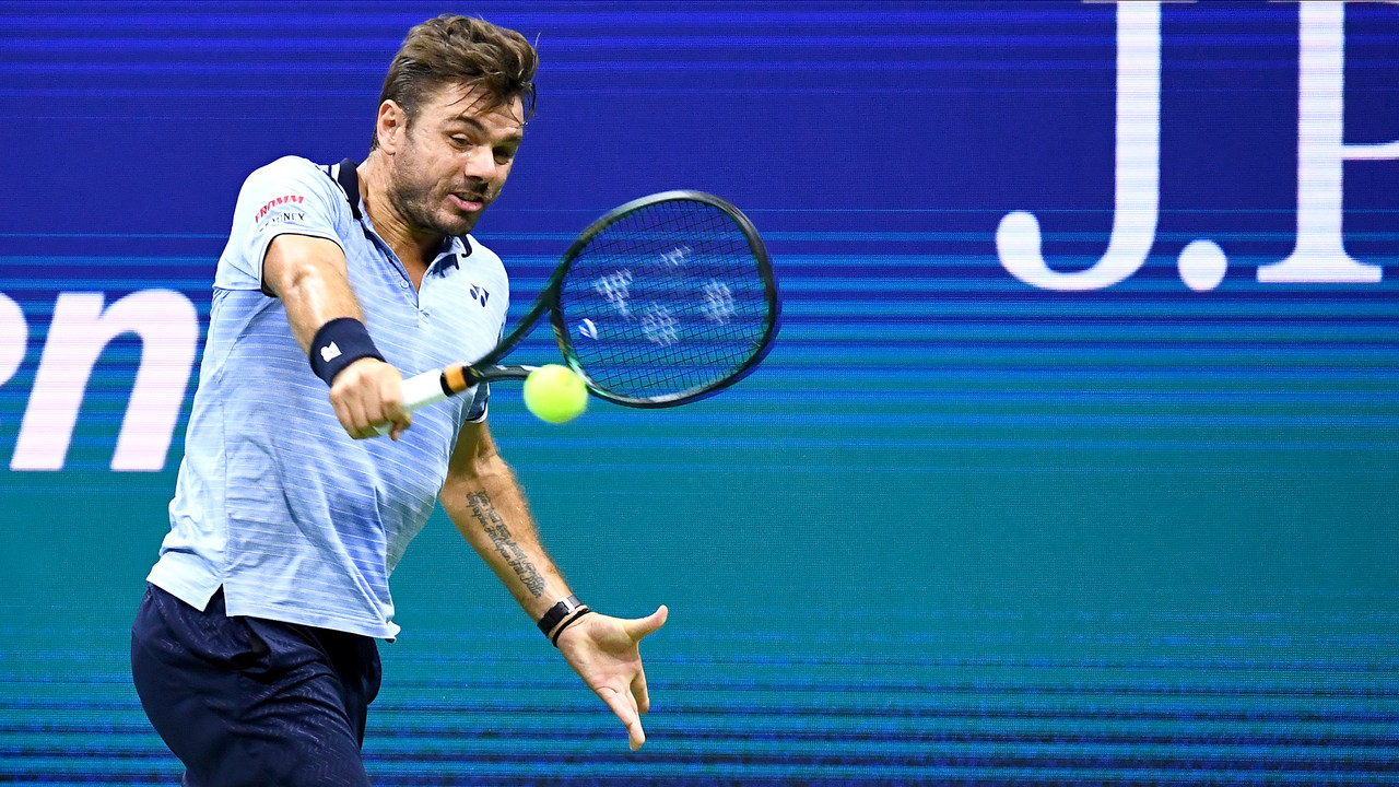 Stan Wawrinka Into Quarterfinals After Novak Djokovic Retires At 2019 Us Open Official Site Of The 2020 Us Open Tennis Championships A Usta Event