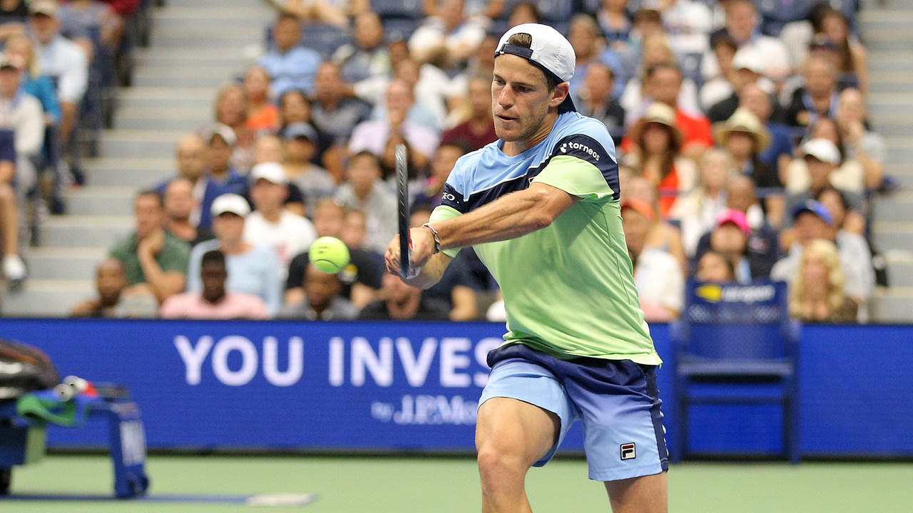 Diego Schwartzman The Big Short At The 2019 Us Open Official Site Of The 2020 Us Open Tennis Championships A Usta Event