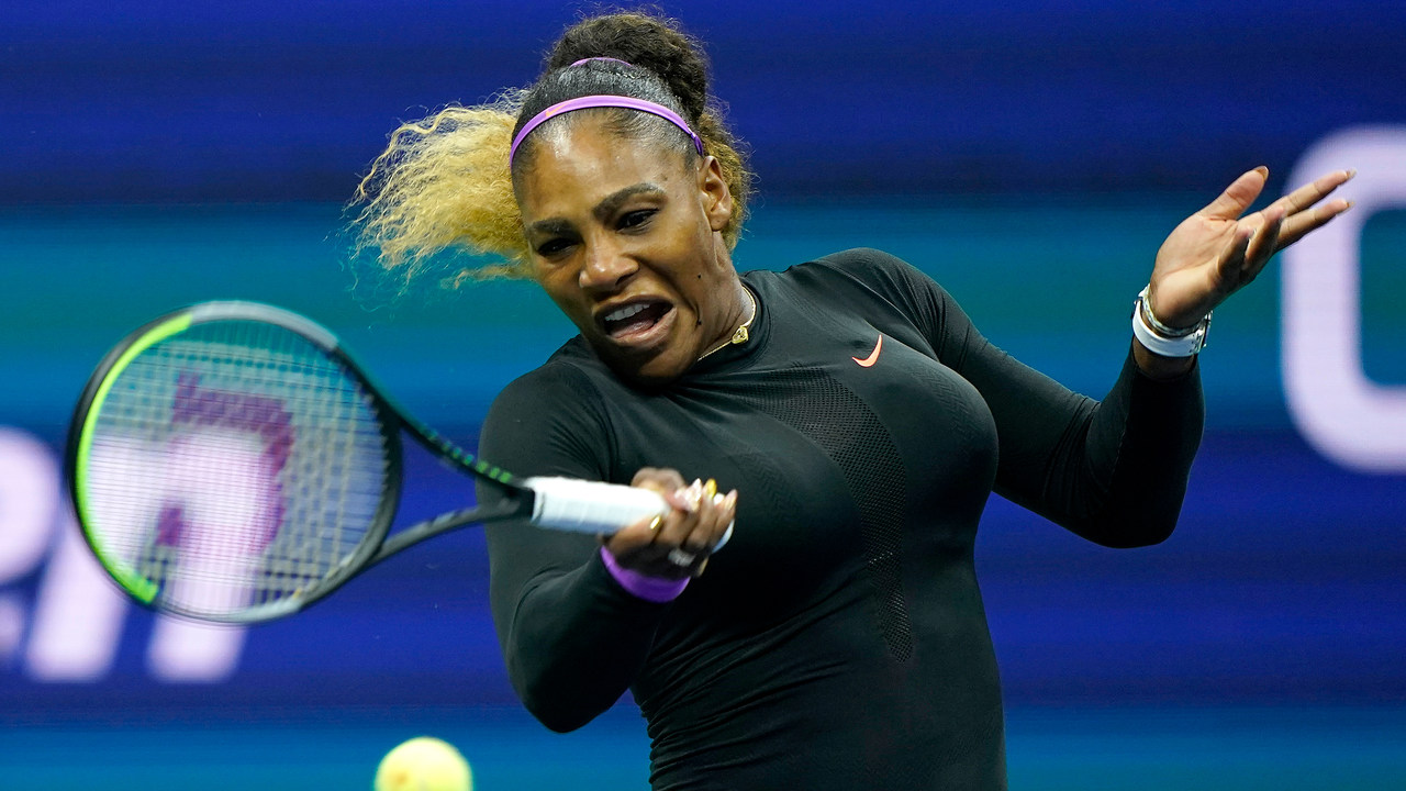 Serena Williams Recalls Time When She Wasn T Ready For Us Open Spotlight Official Site Of The 2020 Us Open Tennis Championships A Usta Event
