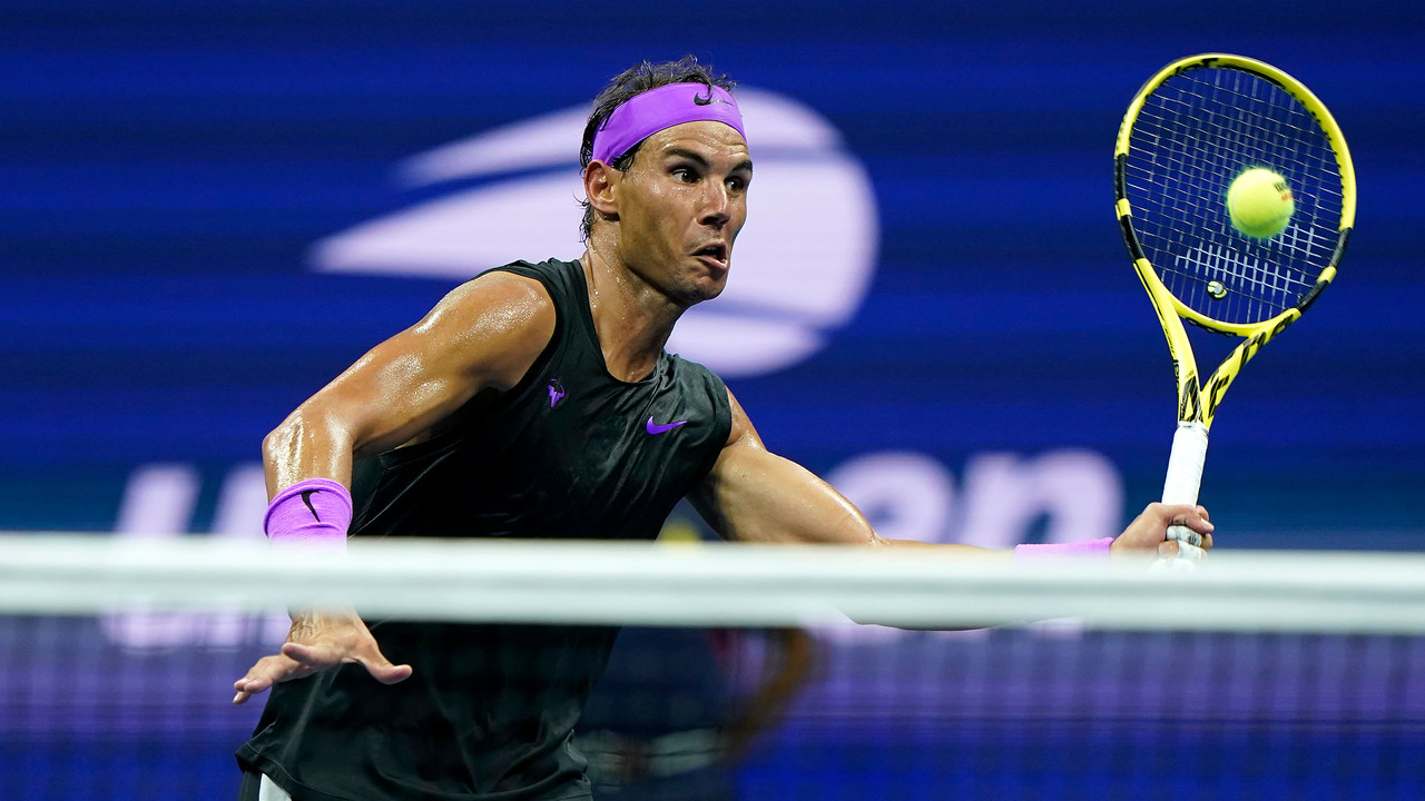 Rafael Nadal Conquers Diego Schwartzman In 2019 Us Open Quarterfinals Official Site Of The 2020 Us Open Tennis Championships A Usta Event