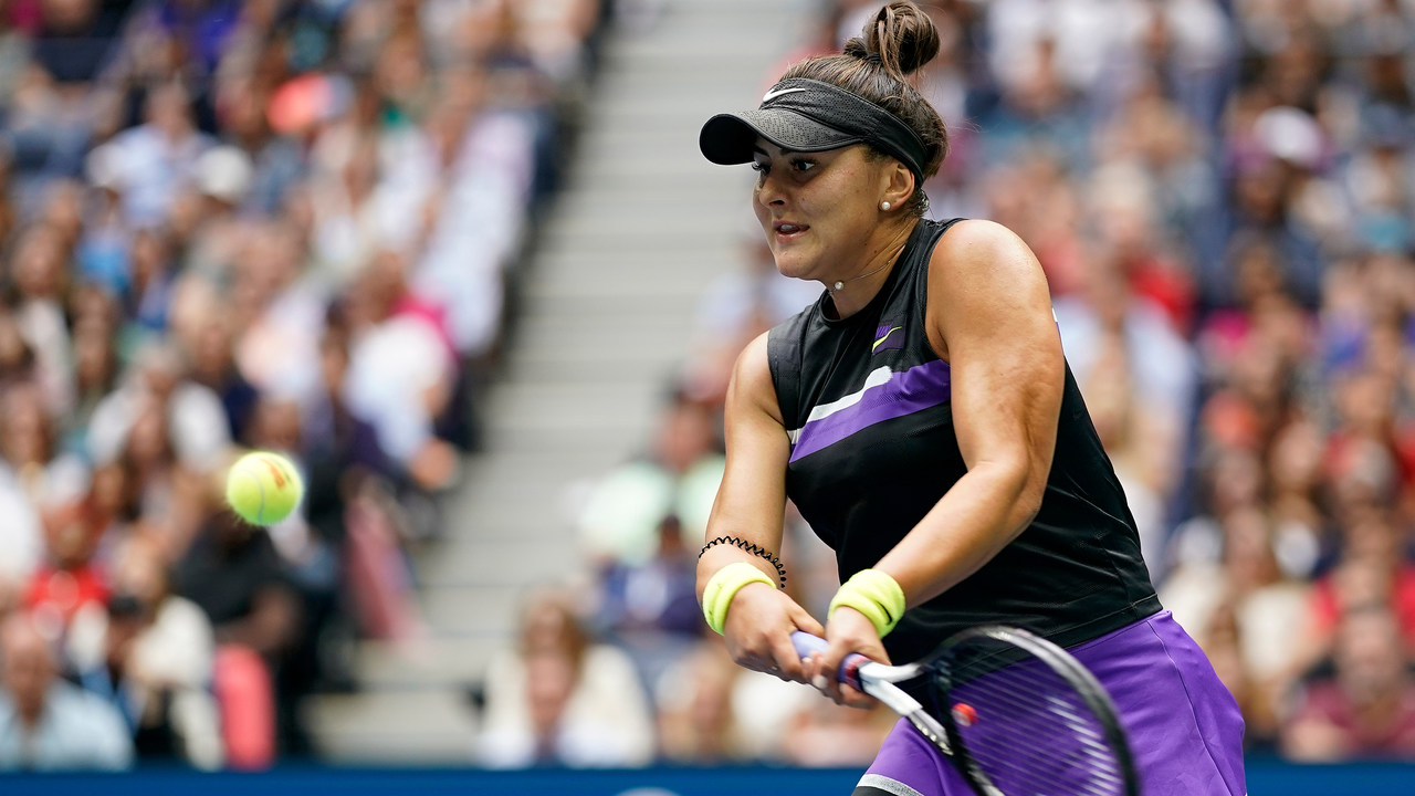 How the US Open Title Was Won: Bianca Andreescu, 2019 ...