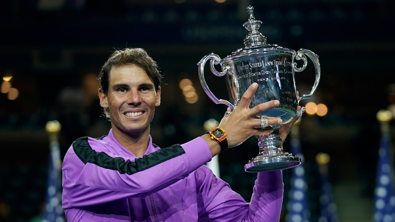Decade In Review Continued Dominance Of Roger Federer Rafael Nadal And Novak Djokovic Official Site Of The 2020 Us Open Tennis Championships A Usta Event