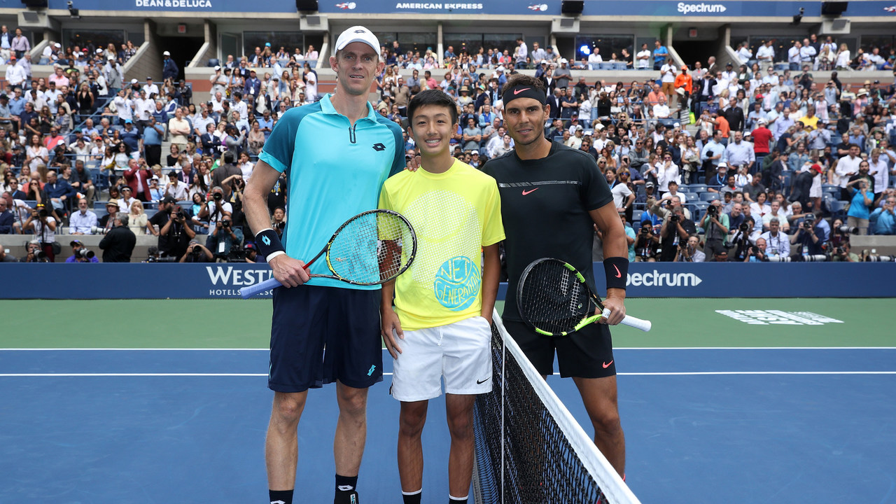 Photos Rafael Nadal Vs Kevin Anderson 2017 Us Open Men S Singles Final Official Site Of The 2020 Us Open Tennis Championships A Usta Event