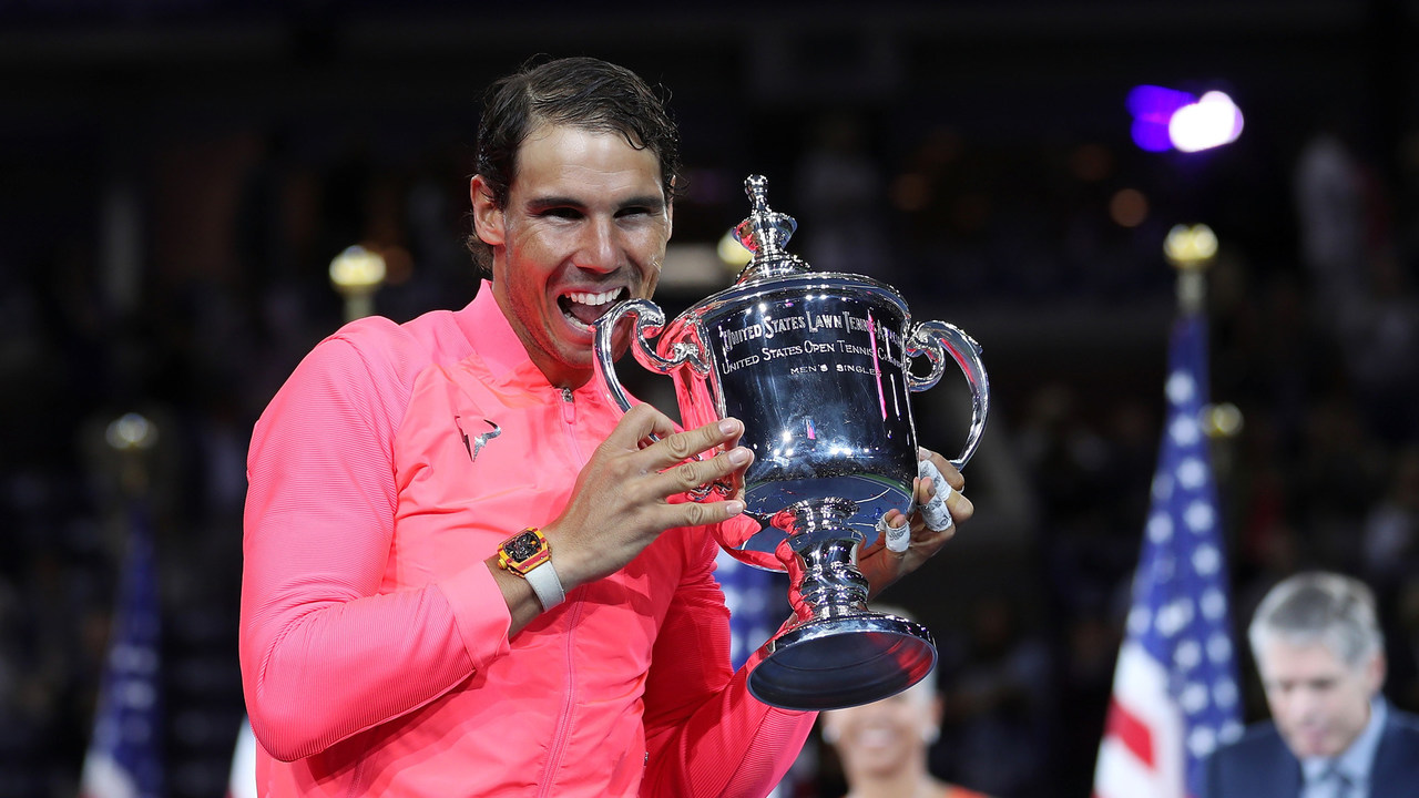 50 For 50 Rafael Nadal 2010 2013 And 2017 Us Open Champion Official Site Of The 2020 Us Open Tennis Championships A Usta Event