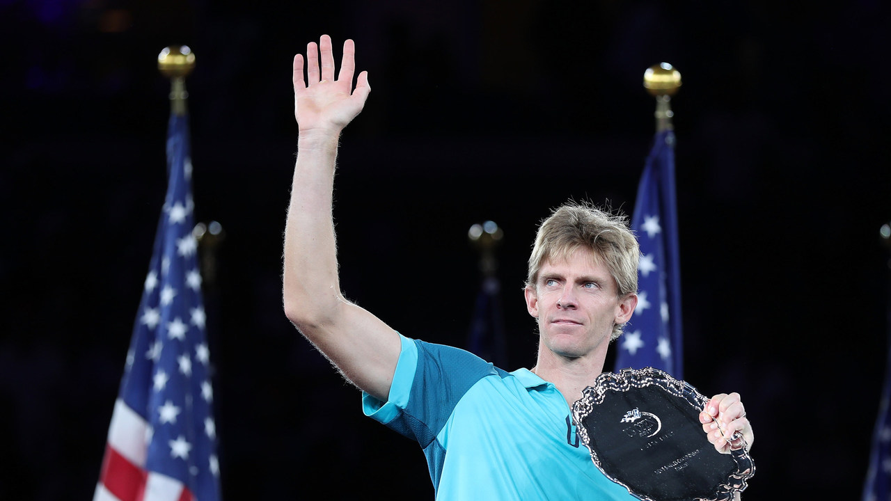 US Open Interview: Kevin Anderson - Official Site of the ...