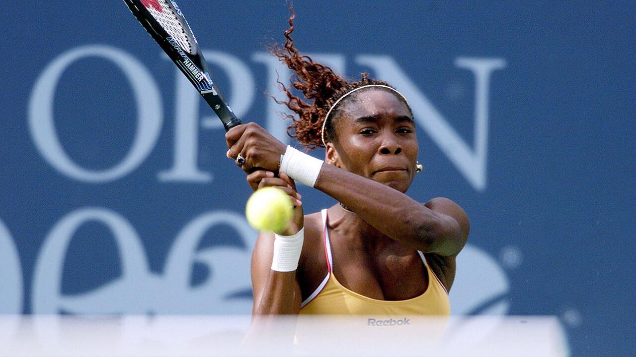 US Open Classics: Venus Williams vs. Lindsay Davenport ...