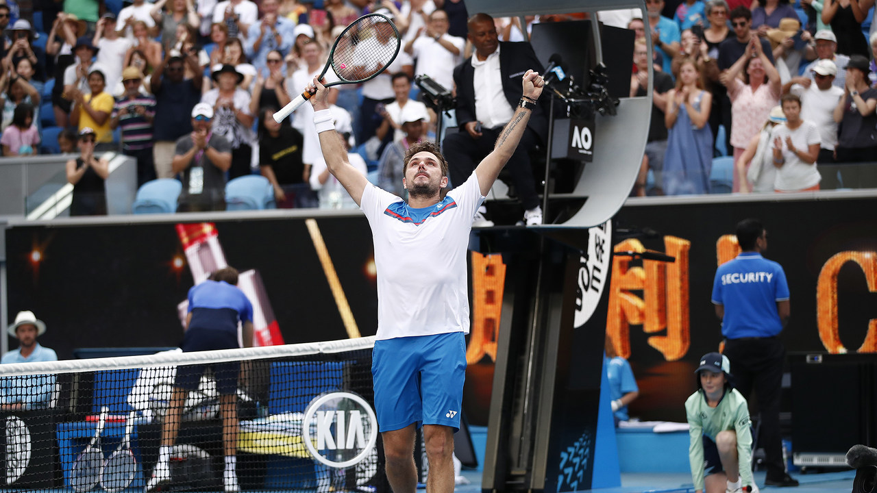 Take Five: Stan Wawrinka | Official Site of the 2020 US Open Tennis  Championships - A USTA Event