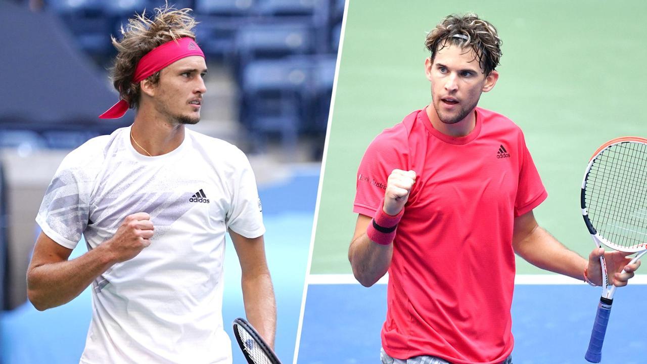 Men's final preview: Dominic Thiem vs. Alexander Zverev - Official Site of  the 2020 US Open Tennis Championships - A USTA Event