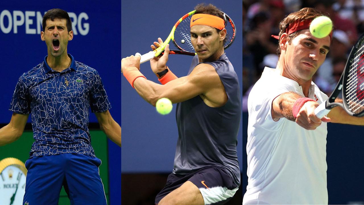 Djokovic Nadal Federer Headline 2019 Us Open Men S Singles Field Official Site Of The 2020 Us Open Tennis Championships A Usta Event
