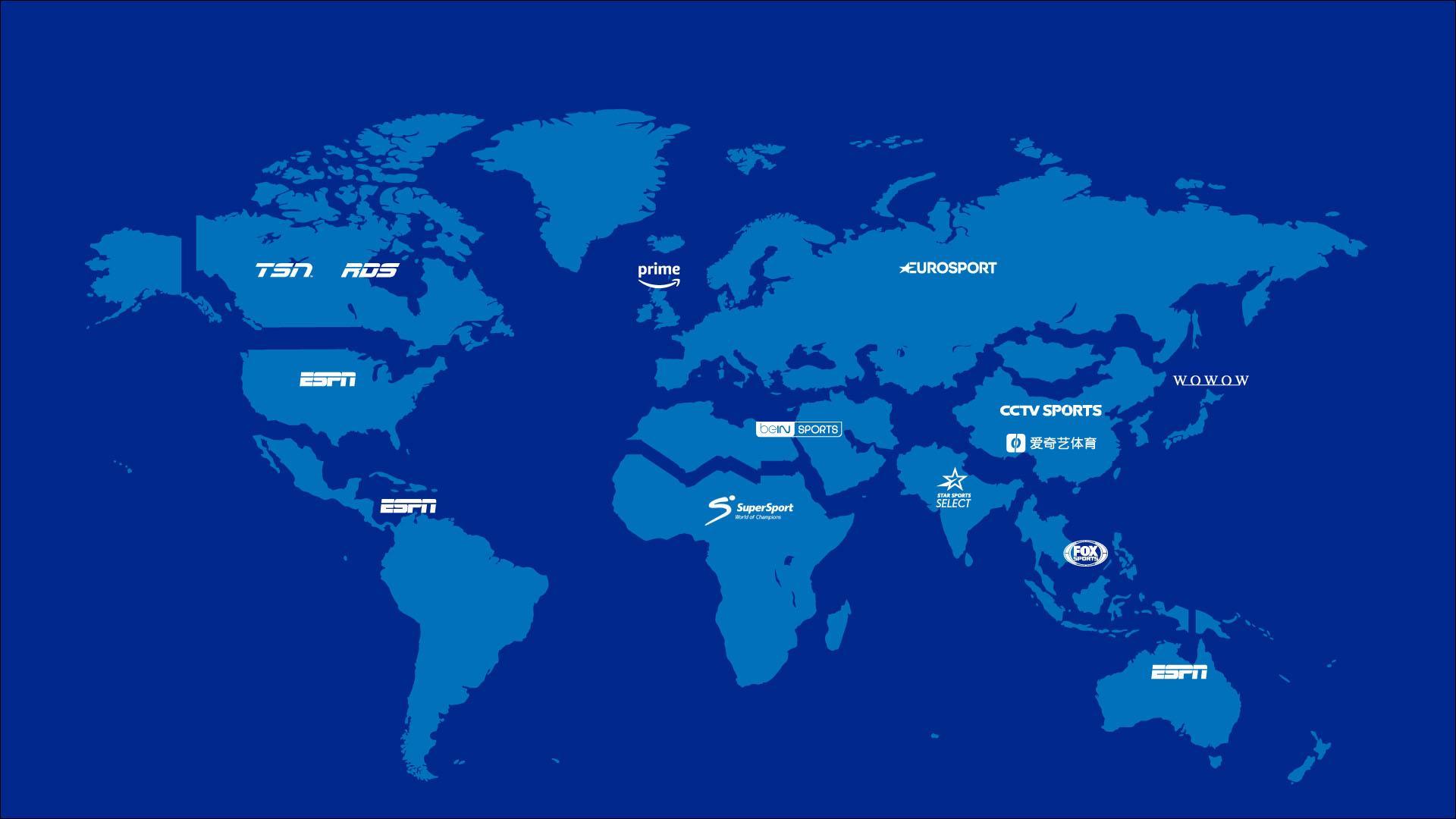 International TV Schedule